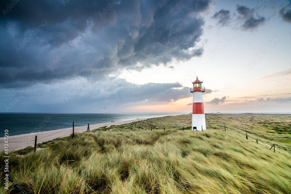 Fototapety, obrazy: Latarnia morska