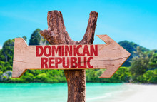 Dominican Republic Wooden Sign...