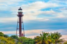 Lighthouse On Sanibel Island