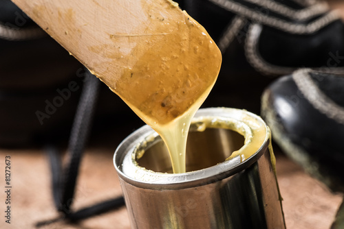 Obraz rubber adhesive - fototapety do salonu