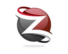 Zigzag Letter Z