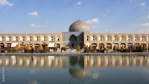Spoed Foto op Canvas Midden Oosten Ispahan, Iran