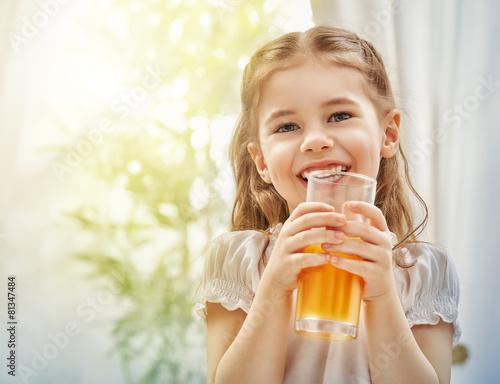 Foto op Canvas Sap fresh juice