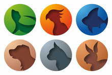 Pet Icons Shadow