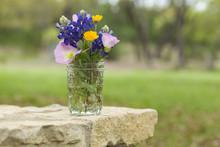 Bouquet Of Texas Wildflowers I...