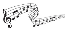 音符 楽譜 アイコン