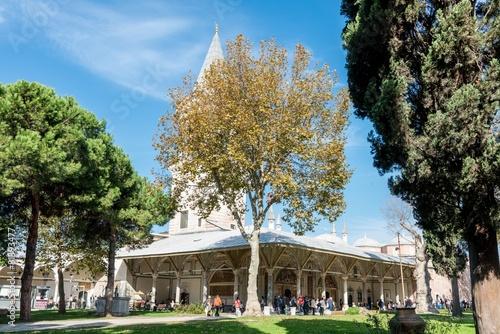 In de dag Palermo istanbul