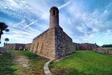 St Augustine Fort / Castillo D...
