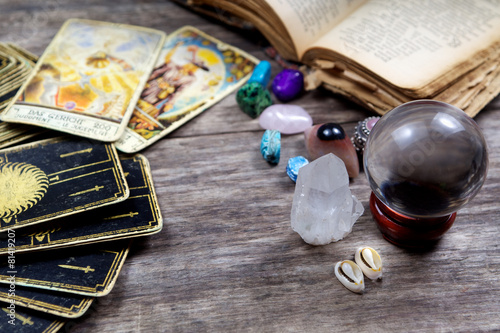 Photo  Fortune-telling