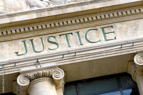 Obraz Justice sign - fototapety do salonu