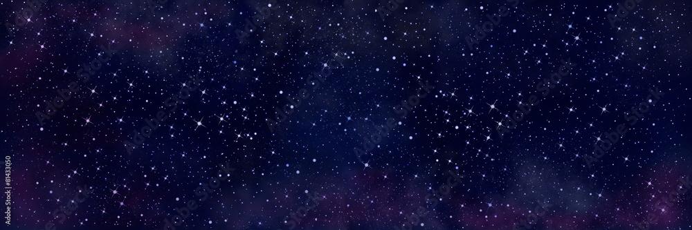 Fototapety, obrazy: Starry sky