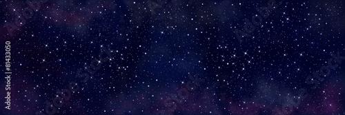 Fotografie, Obraz  Starry sky
