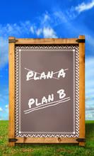 Strassenschild 34 - Plan B