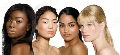 Obraz Ethnic Beauty - fototapety do salonu
