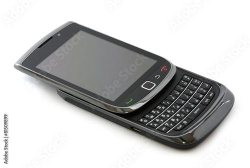 Photo  Smartphone mit Tastatur