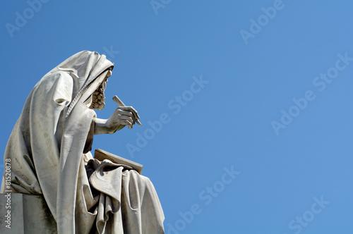 Fotobehang Rome Prophet in Rome