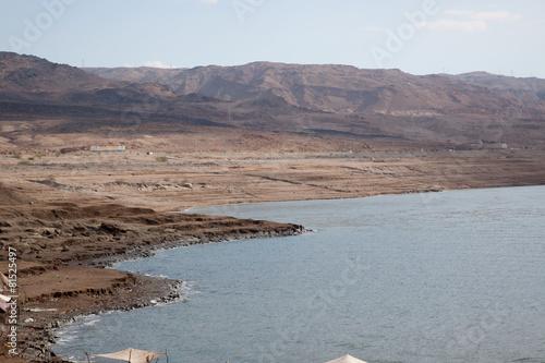 Tuinposter Midden Oosten Dead Sea in Jordan