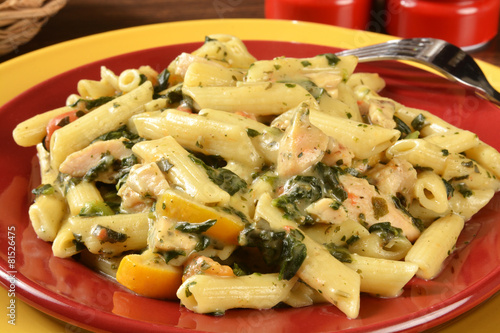 Photo Chicken Florentine