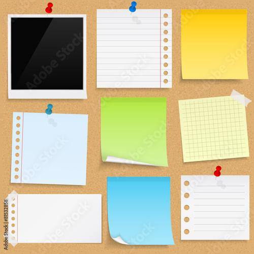 Foto  Bulletin Board
