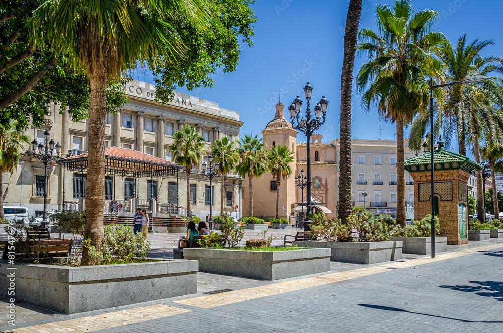 Fototapeta Huelva w Hiszpanii