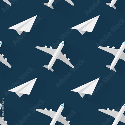 motyw-samolotow