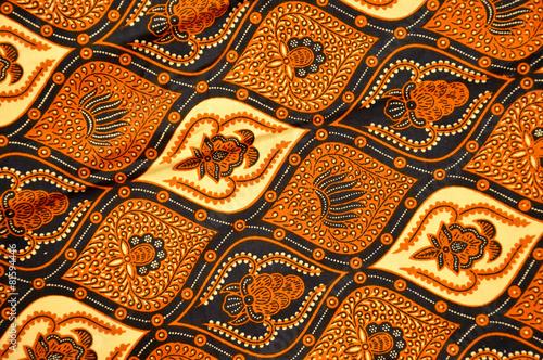 Photo batik