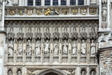 Westminster Abbey Detail