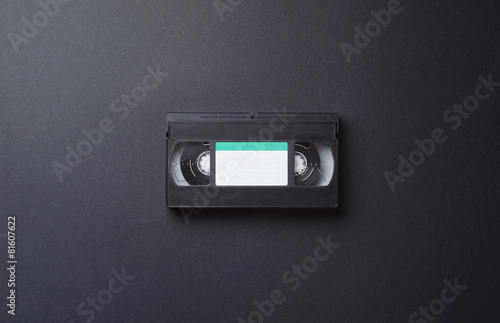 Fotografia, Obraz  VHS Cassette