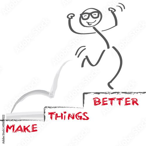 Fotografía  make things better