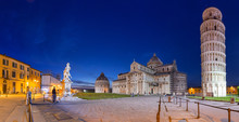 Panorama Of Piazza Dei Miracol...