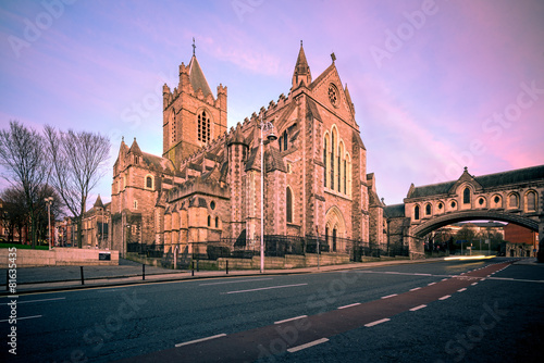 Stampe  Christ Church Cathedral Dublin Ireland