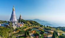 Doi Inthanon,Chiang Mai, Thail...