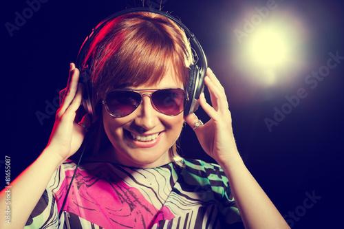 Fotografie, Obraz  Party girl
