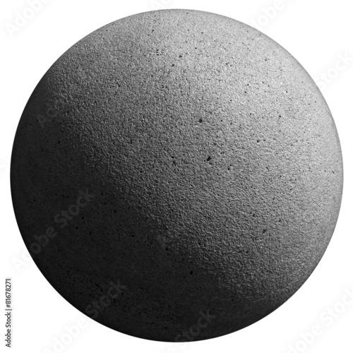 Cuadros en Lienzo stone sphere