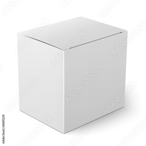 White paper box template buy this stock vector and explore white paper box template maxwellsz