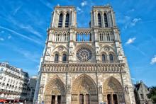 Notre Dame Paris Statues And Gargoyles