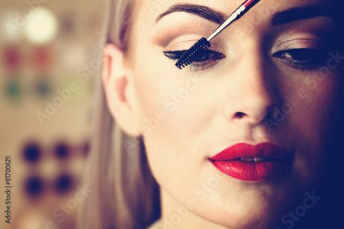 Fotografía  makeup