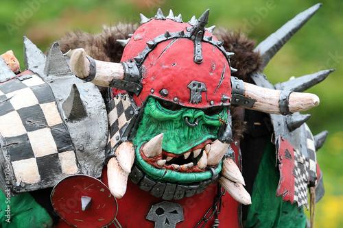 Fotografie, Obraz  Warcraft hrdina