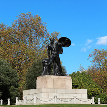 Wellington Monument Achilles S...