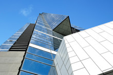 Eureka Tower In City Of Melbou...