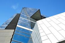 Eureka Tower In City Of Melbourne, Australia