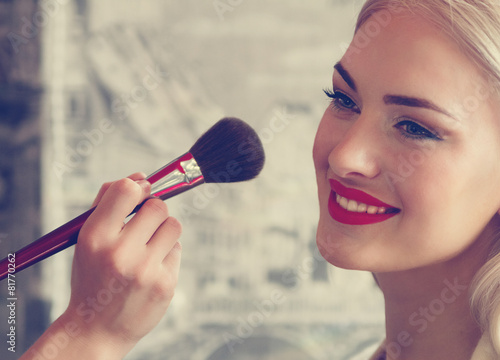 Fotografering  makeup