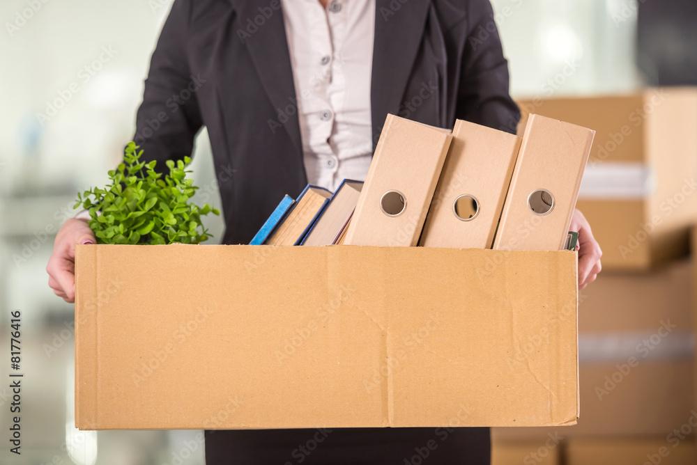 Fototapety, obrazy: Business move