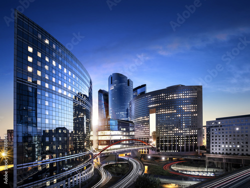 Quartier la Défense Paris - 81788844
