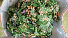 Green Vegetable Stirred Fried ...
