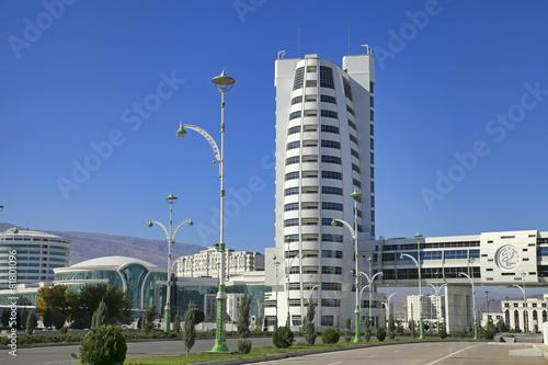 Ashgabat,Turkmenistan Complex, Olympic Village Ashgabat, 2017 Wallpaper Mural
