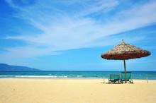 Sunny Beach In Da Nang Resort, Vietnam