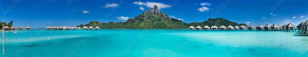 Fototapeta Bora Bora panorama