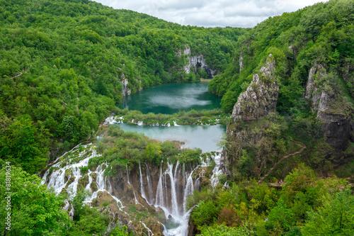 Fototapety, obrazy: Plitvice lakes national park