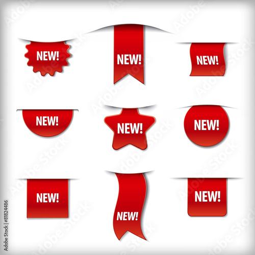 Fotografía  new labels